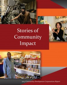 2014 CDC Report on Community Impact